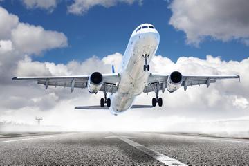 Shared Departure Transfer: Monterrey Hotels to General Mariano Escobedo International Airport