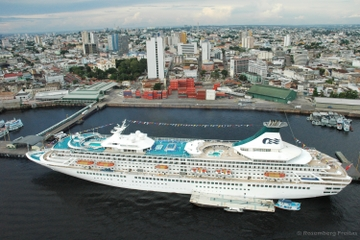 Shared Transfer: Manaus Hotel or Airport to Manaus Port