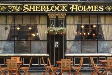 Sherlock Holmes Film Location Tour in London