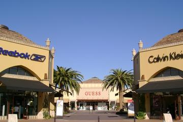 Shop and Shuttle at Citadel Outlets