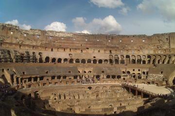 Shore Excursion from Civitavecchia Port: Rome Full Day Tour