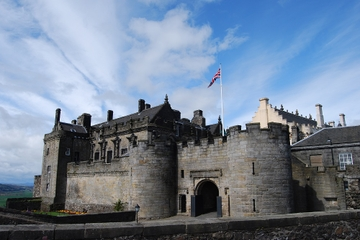 Shore Excursion: Loch Lomond, The Trossachs and Stirling Castle from Glasgow