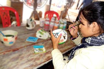 Siem Reap Ceramic Art Painting Class