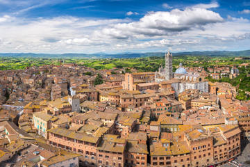 Siena and San Gimignano Small-Group Tour by Minivan from Lucca