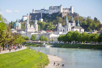 Sightseeing Cruise to Hellbrunn Palace from Salzburg
