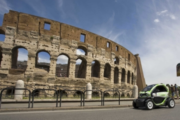 Sightseeing Electric Car Tour