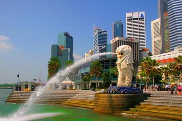 Singapore Half-Day City Tour