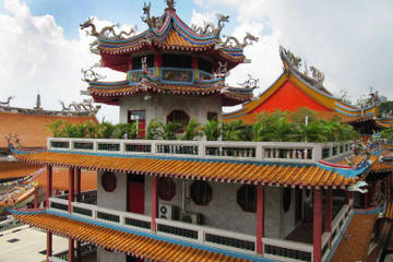 Singapore Round-Island Tour with Changi Prison, Kranji War Memorial and Gardens by the Bay
