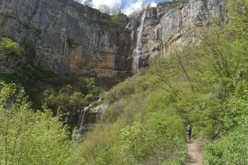 Skaklya Waterfall Hiking Day Trip from Sofia