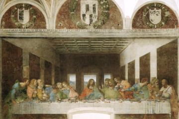 "Skip the Line: Evening Ticket to Leonardo Da Vinci's The Last Supper"" in Milan"""