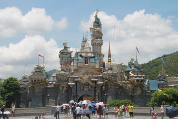 Skip the Line: Hong Kong Disneyland Admission Ticket