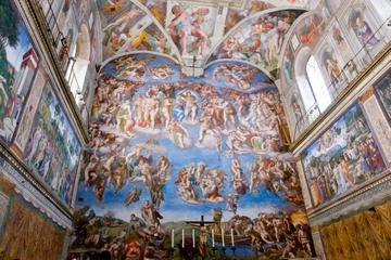 Skip the Line Private Tour: Vatican Museums and St Peter's Art History Walking Tour