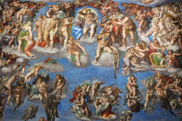 Skip the line: Small Group Tour of Vatican Museums, Sistine Chapel and St Peter's Basilica