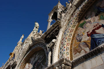 Skip The Line: St Mark's Cathedral Tour with Entrance to the Baptistery and Zen Chapel