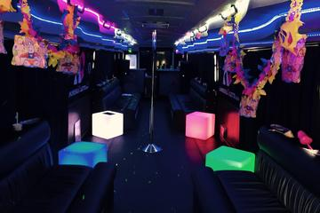 Skip the Line: VIP Nightclub Access and Party Bus In San Jose