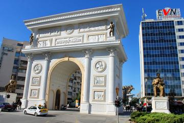 Skopje Full-Day Tour Including Millennium Cross and Matka Canyon