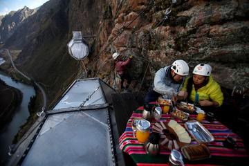 Skylodge Sacred Valley Overnight Adventure