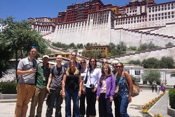 Small Group 4 Day Lhasa City Tour