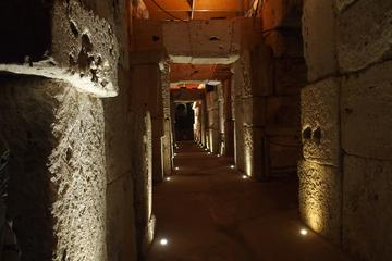 Small-Group Ancient Rome and Colosseum Underground Tour