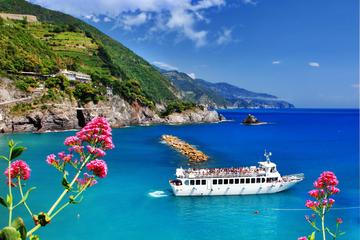 Small-Group Cinque Terre and Wine Tasting Tour by Minivan from Pisa
