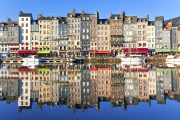 Small Group Day Trip from Paris to Honfleur and Pays dAuge