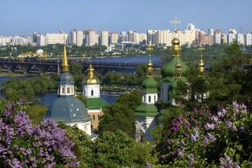 Small-Group Panoramic City Tour of Kiev