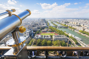 Small-Group Paris City Tour including Skip-the-Line Eiffel Tower Ticket