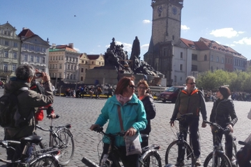 Small-Group Prague Bike Tour