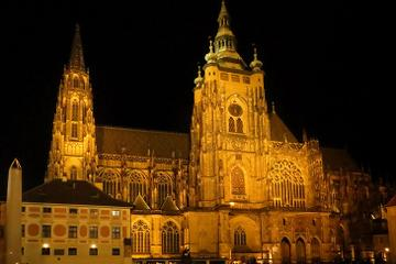 Small-Group Prague Castle Night Walking Tour