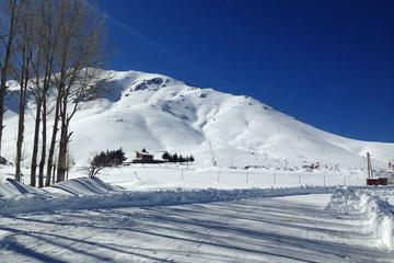 Small-Group Ski and Snowboard Day Trip to the Atlas Mountains from Marrakech