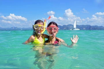 Snorkel Tour from St Martin