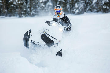 Snowmobile Tours - Trailblazer Tour