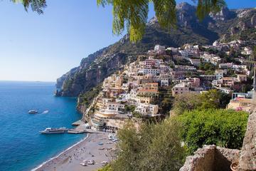 Sorrento, Positano and Amalfi Day Tour from Naples