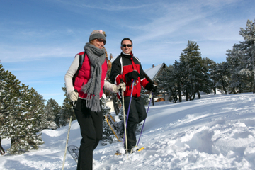 South Lake Tahoe Snowshoe Rental
