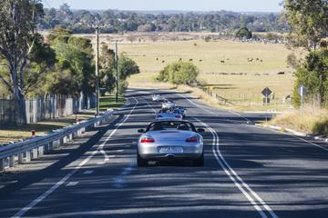 Southern Highlands Porsche Tag Along Driving Tour Including Lunch