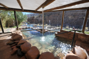 Spa Day at Termas de Cacheuta with Transport from Mendoza
