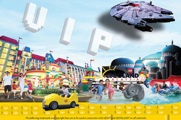 Special VIP Legoland Malaysia Experience from Singapore