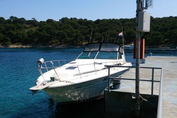 Speed Boat Transfer from Split Airport to Hvar