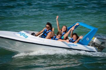 Speedboat Tour in Cancun