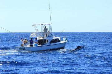 Sport Fishing in the Pacific from Guatemala City