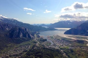 Squamish Valley Flightseeing Tour