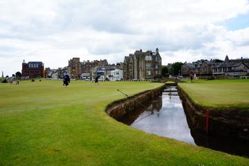 St Andrews, Falkland and Kingsbarns Whisky Distillery Tour from Edinburgh