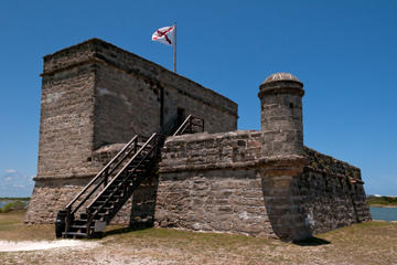 St. Augustine, Fort Matanzas and Downtown Helicopter Tour