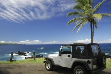 St Barts Day Trip by Jeep with Scavenger Hunt