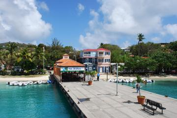St John Snorkeling Cruise to Cruz Bay from St Thomas