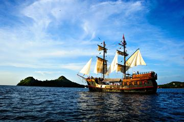 St Lucia Pirate Ship Day Cruise to Marigot Bay