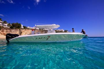 St Maarten Shore Excursion: Snorkeling and Speed Boat Tour