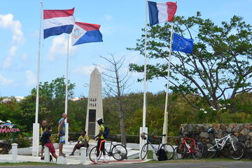 St Maarten Sightseeing Tour by Bike
