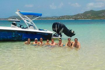 St Maarten Snorkel and Sightseeing Cruise from Philipsburg