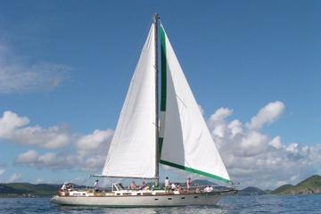 St Thomas Snorkel and Sail Adventure to St John